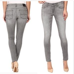 Lucky Brand Lolita Skinny Ankle Jeans Grey Wash |4